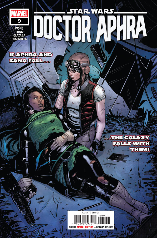 Star Wars: Doctor Aphra 9 preview 1