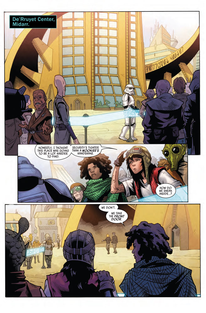 Star Wars: Doctor Aphra 9 preview 5