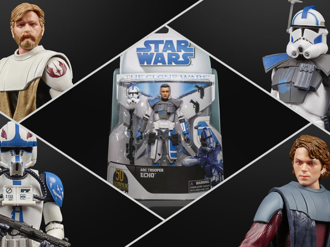 Hasbro's The Black Series - The Clone Wars