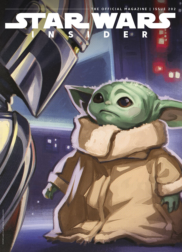 Star Wars Insider#202 exclusive May the 4th cover