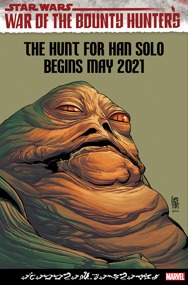 Marvel's Jabba the Hutt