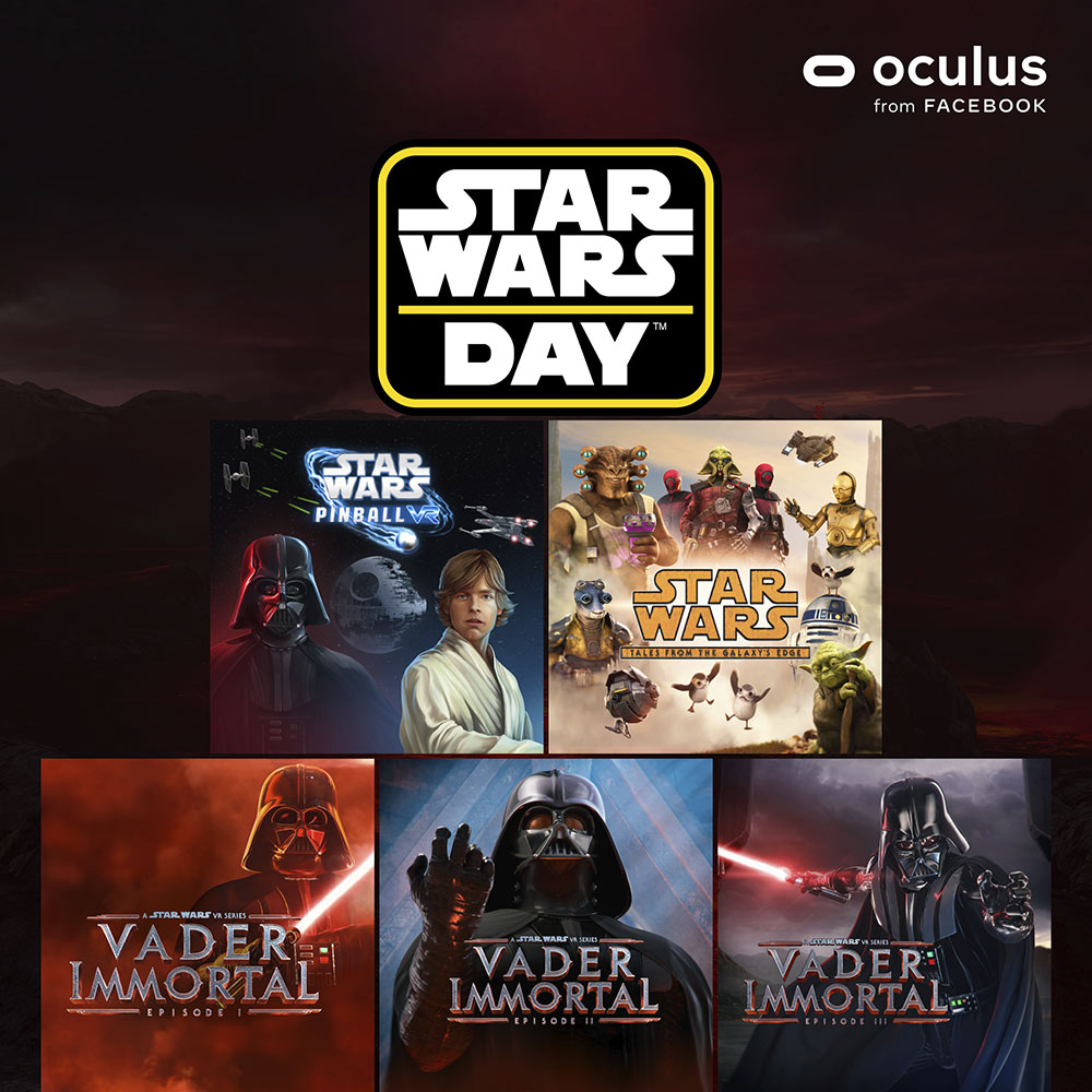 Oculus Star Wars: May the 4th Bundle