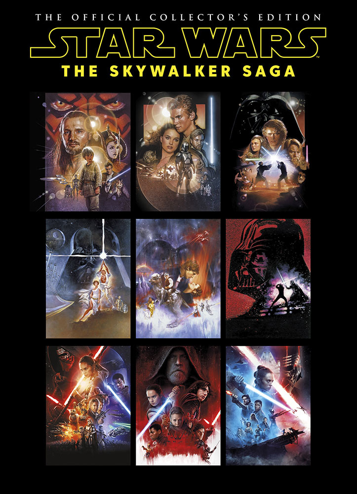 Star Wars: The Skywalker Saga – The Official Collector's Edition exclusive