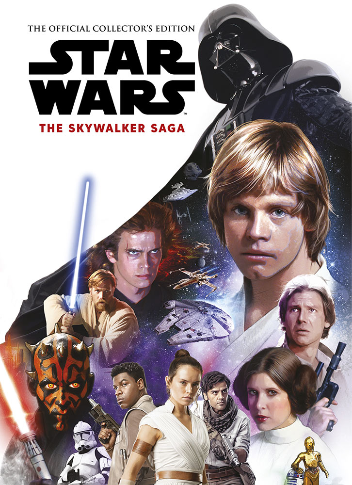 Star Wars: The Skywalker Saga – The Official Collector's Edition Hardcover