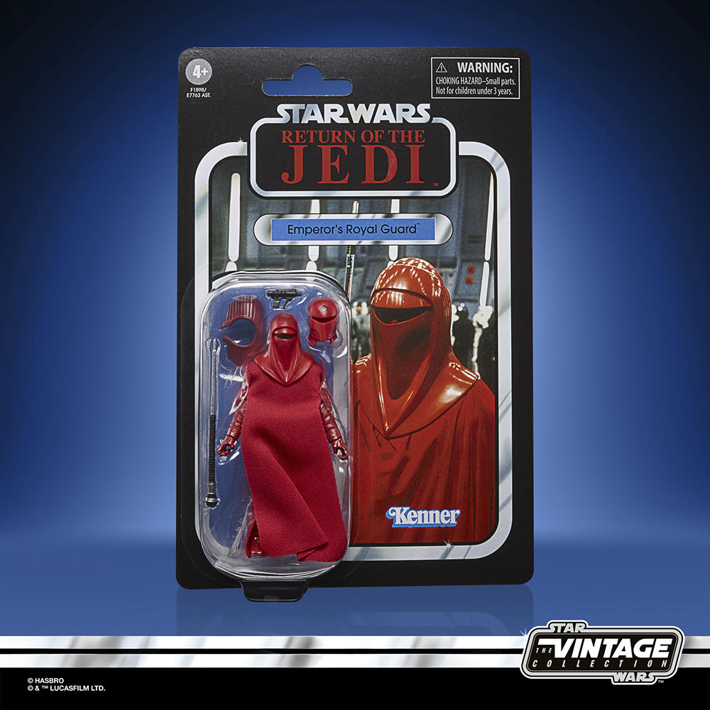Star Wars The Vintage Collection - Emperor's Royal Guard in package