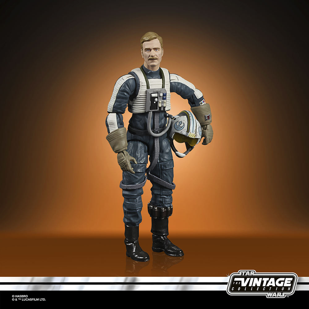 Star Wars The Vintage Collection Gaming Greats - Antoc Merrick X-wing fighter