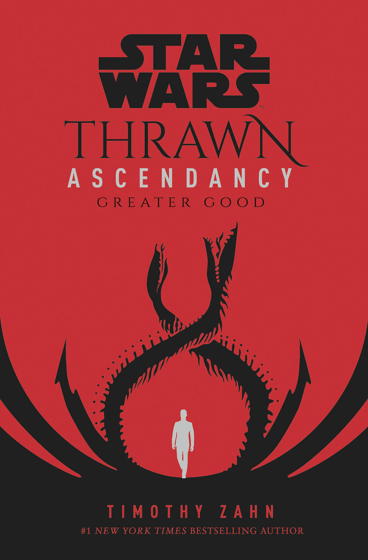 Star Wars Thrawn Ascendancy Greater Good cover
