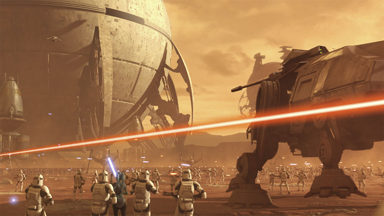 State of the Art: The Pre-Visualization of Episode II (Star Wars: Attack of the Clones)