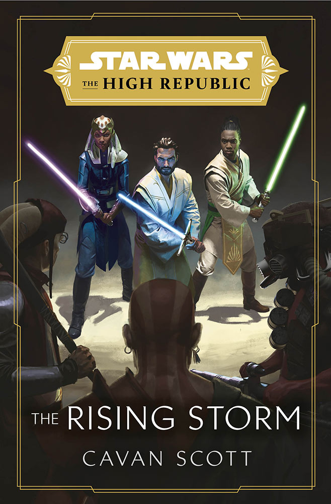 Elzar Mann Communes with the Force in Star Wars: The High Republic: The Rising Storm – Exclusive Excerpt