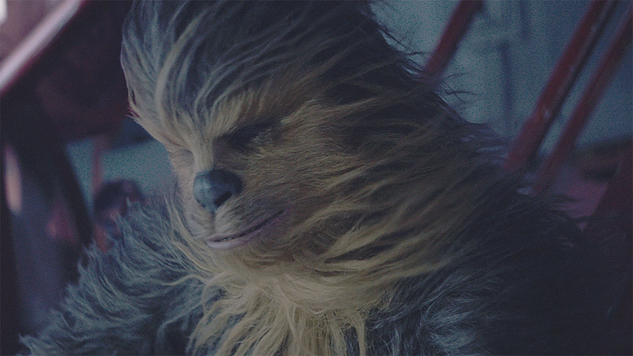 Team Chewie (Solo: A Star Wars Story)