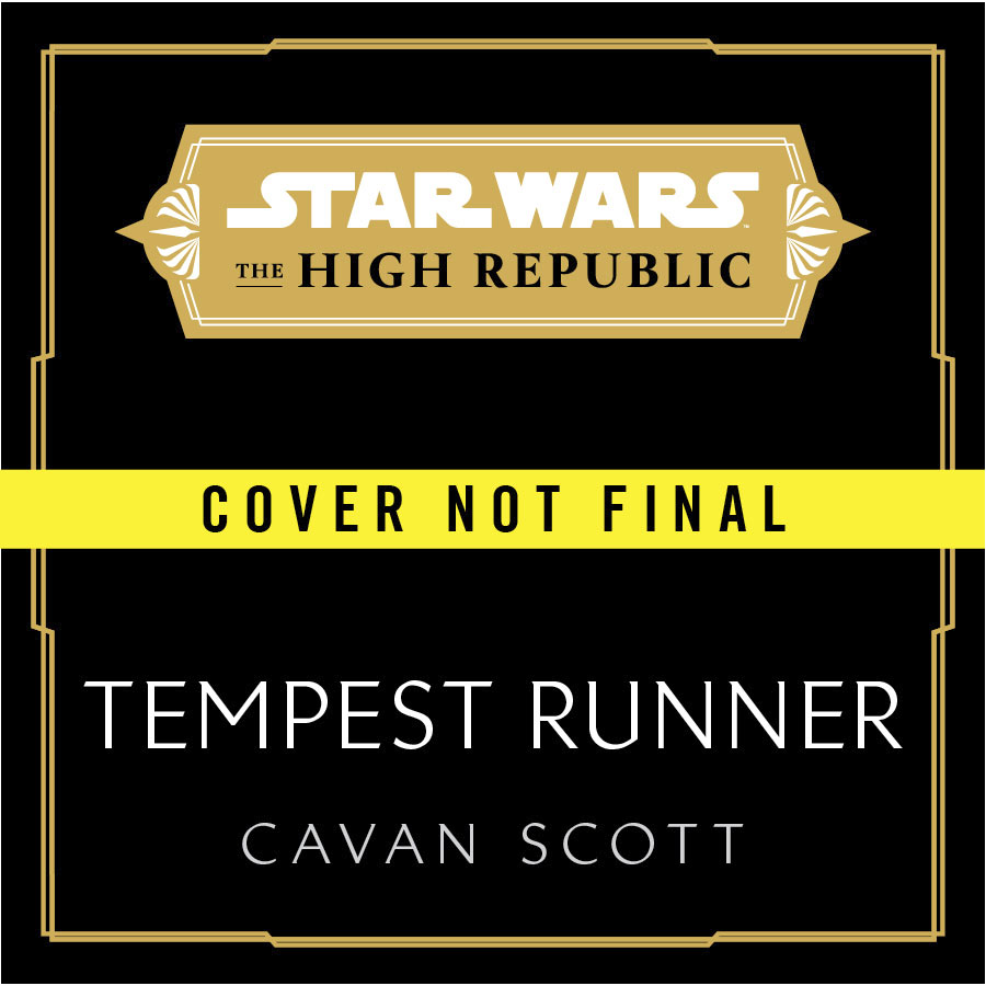 TEMPEST RUNNER temporary cover