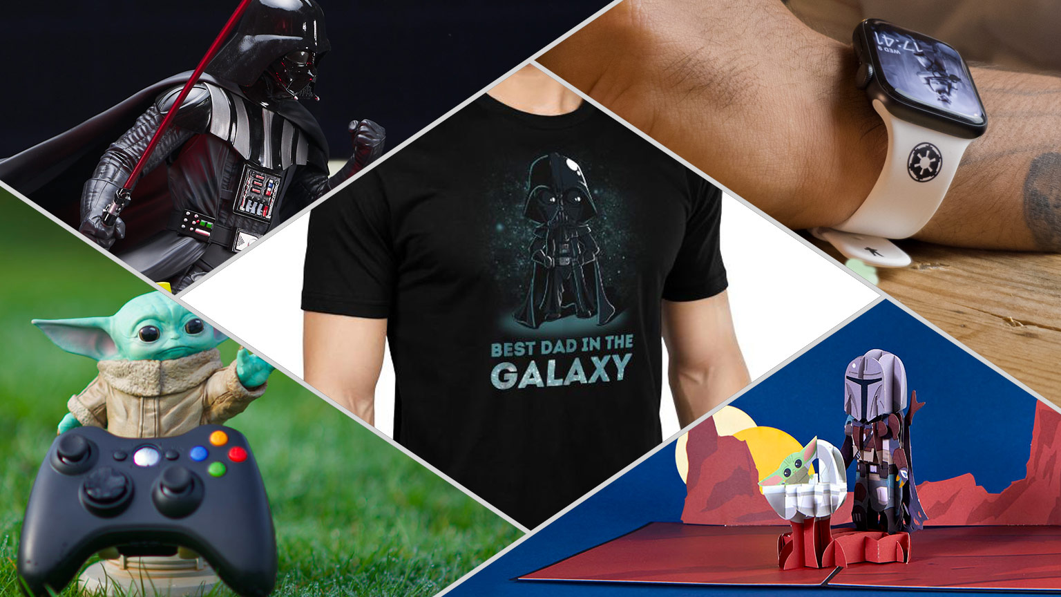 Star Wars Father's Day Gift Guide 2021