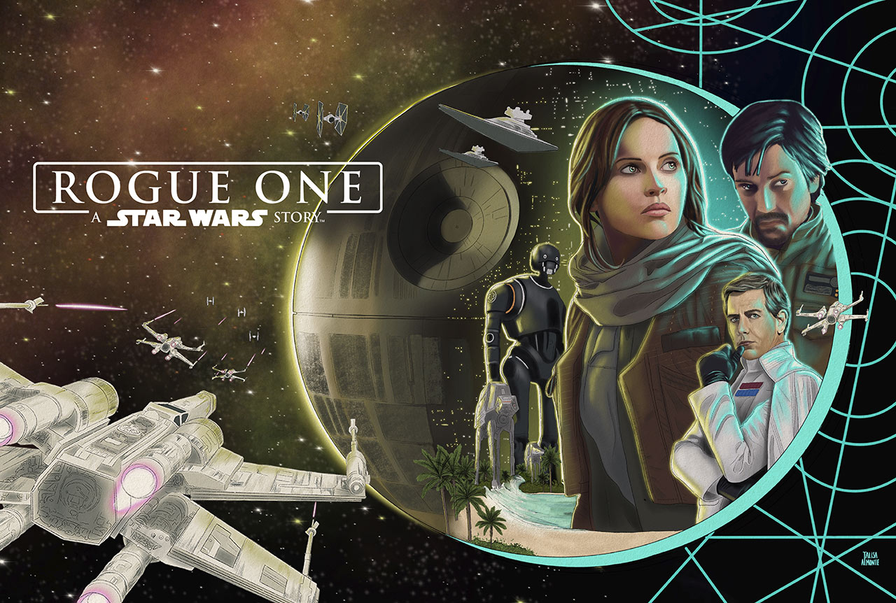 Rogue One: A Star Wars Story Fan Art Takeover