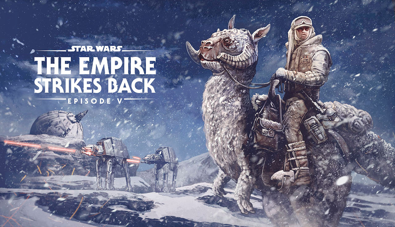 Star Wars: The Empire Strikes Back Fan Art Takeover