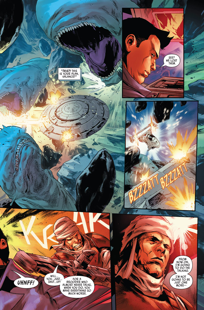 Star Wars: Bounty Hunters#12 preview 4