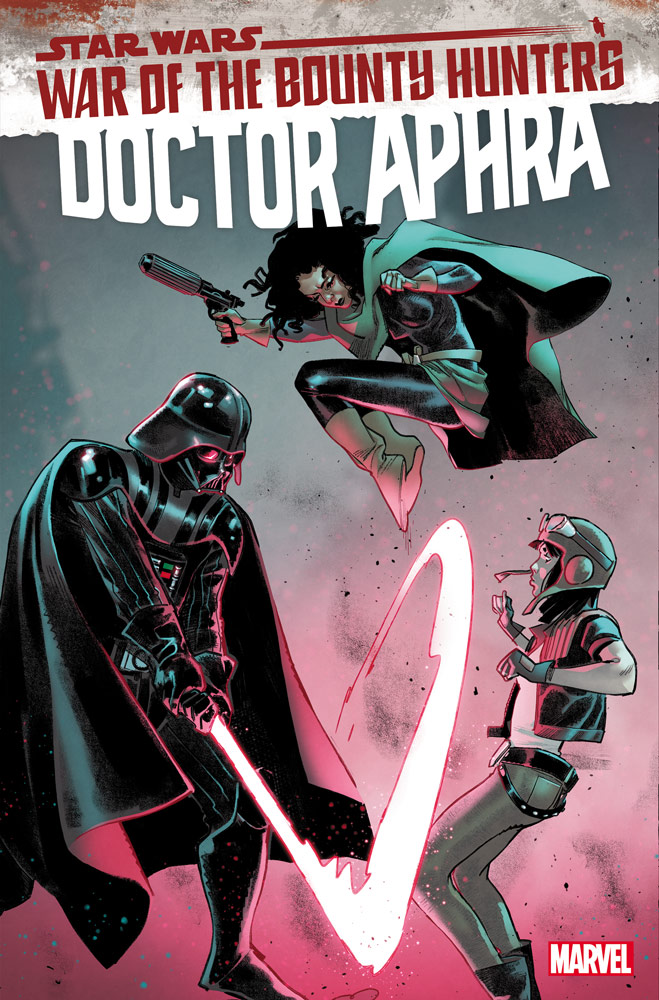 Star Wars: Doctor Aphra #13 cover