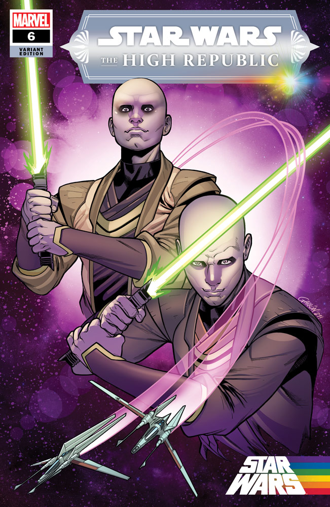 Star Wars: The High Republic #6 Pride Variant