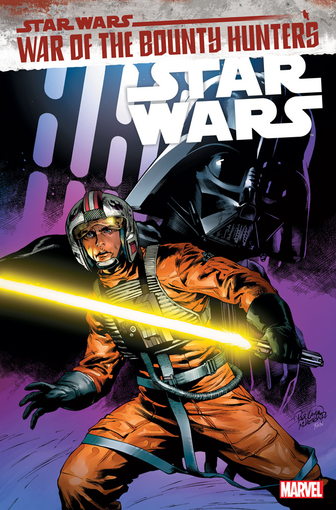 Star Wars #16 cover