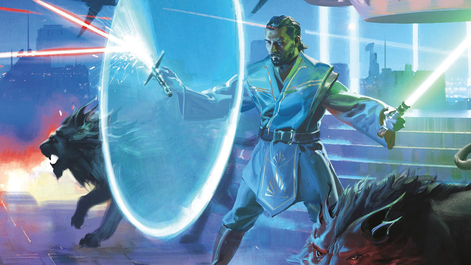 Star Wars: The High Republic: The Rising Storm special edition from Out of Print..