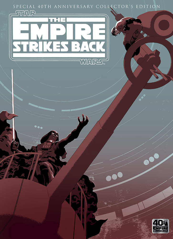 Star Wars: The Empire Strikes Back 40th Anniversary Special excerpt - exclusive cover