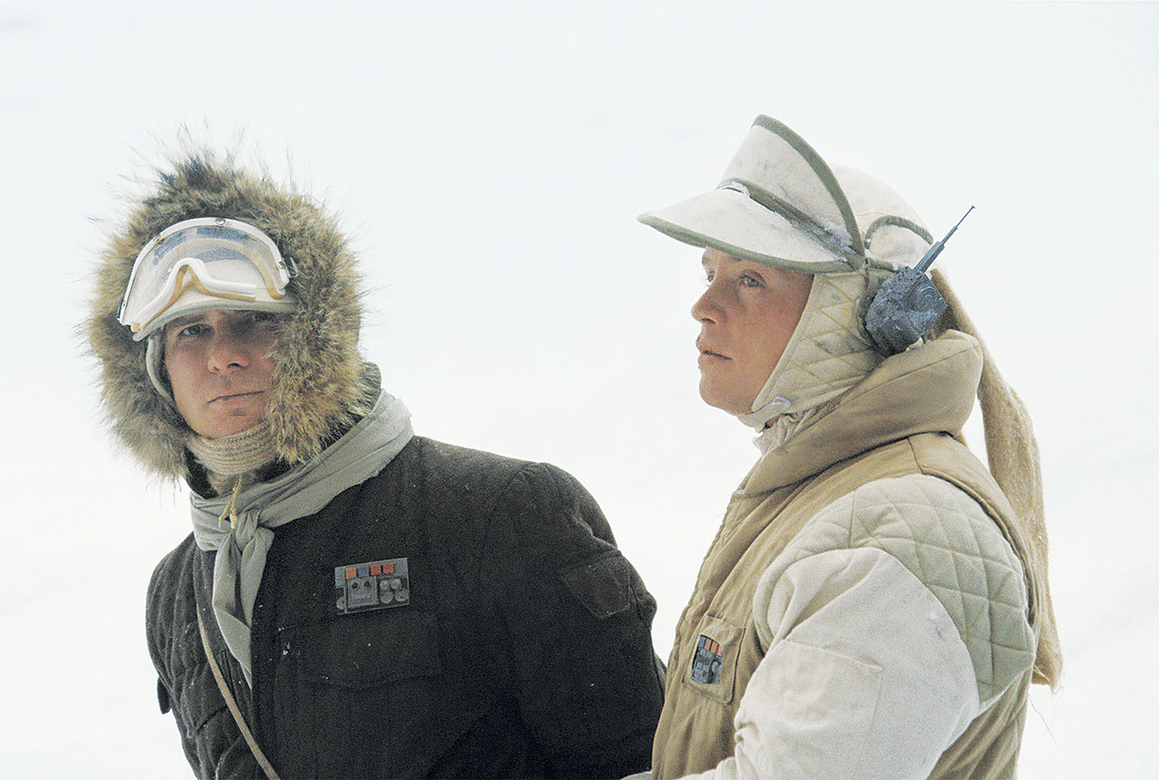 Star Wars: The Empire Strikes Back 40th Anniversary Special excerpt - Han and Luke