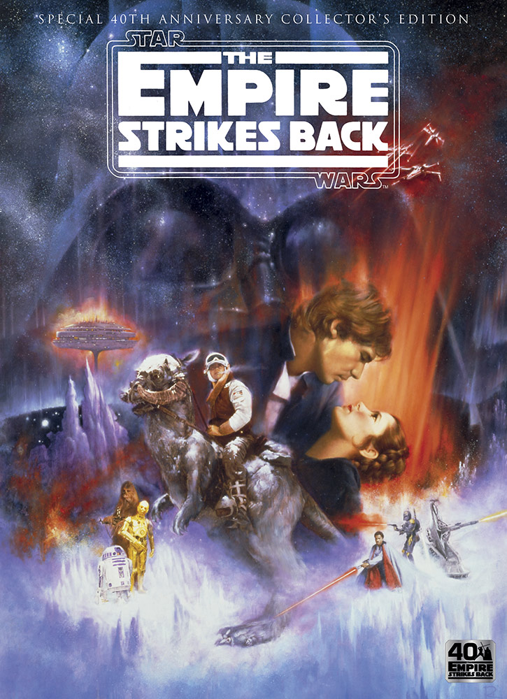 Star Wars: The Empire Strikes Back 40th Anniversary Special excerpt - newsstand cover