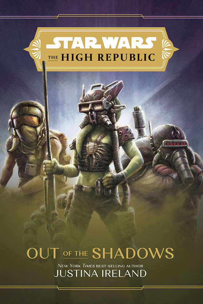Star Wars: The High Republic: Out of the Shadows cover