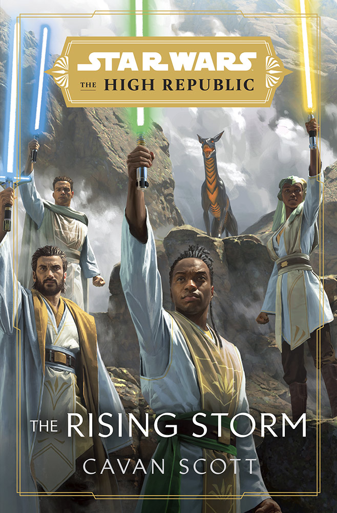 Star Wars: The High Republic: The Rising Stormcover