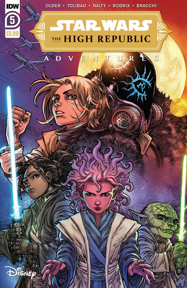 Star Wars: The High Republic Adventures #5 cover