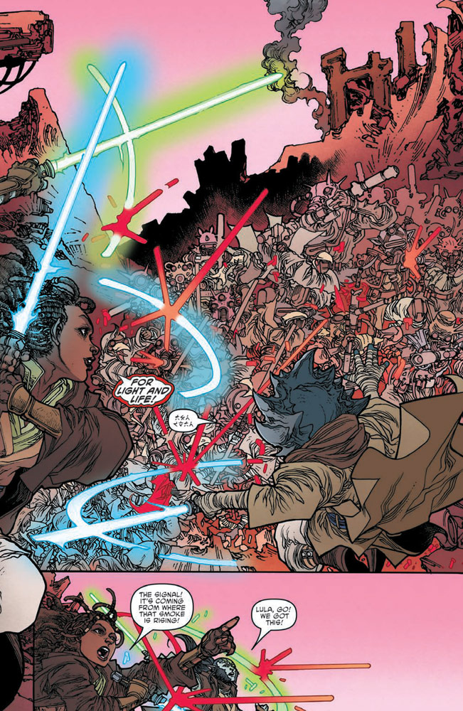 Star Wars: The High Republic Adventures #5 cover page