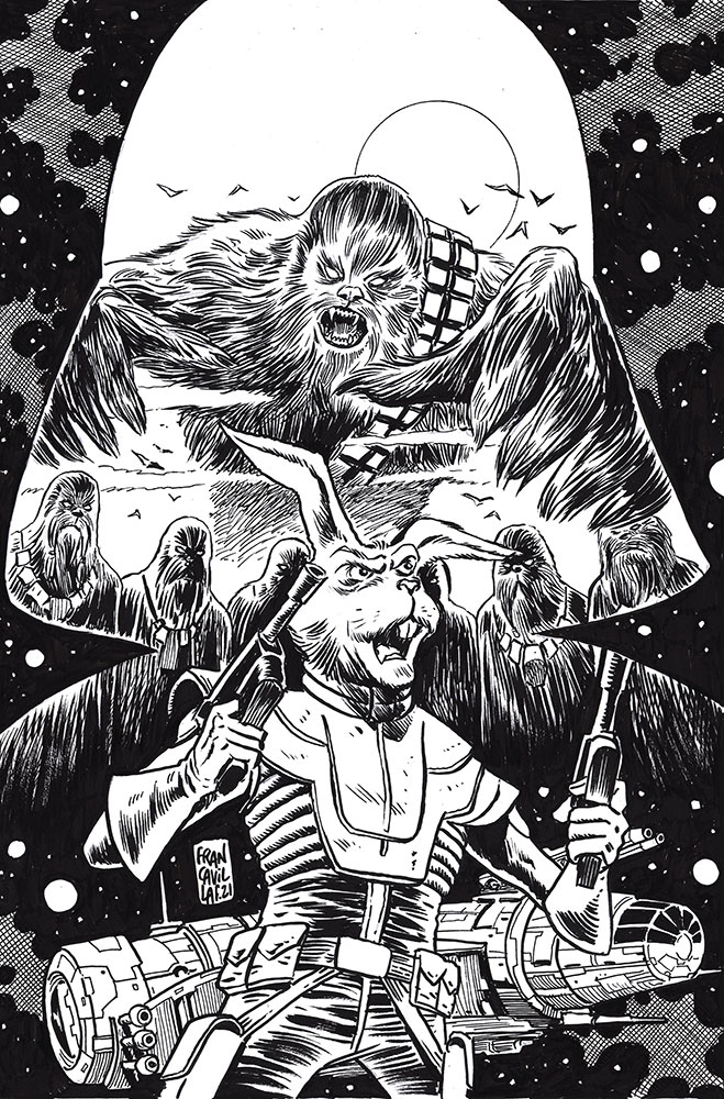 Star Wars Adventures: Ghosts of Vader's Castle 02 cover
