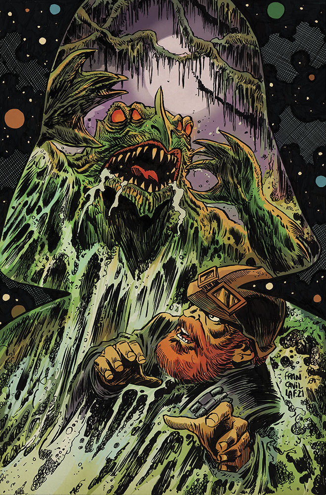 Star Wars Adventures: Ghosts of Vader's Castle 03 cover