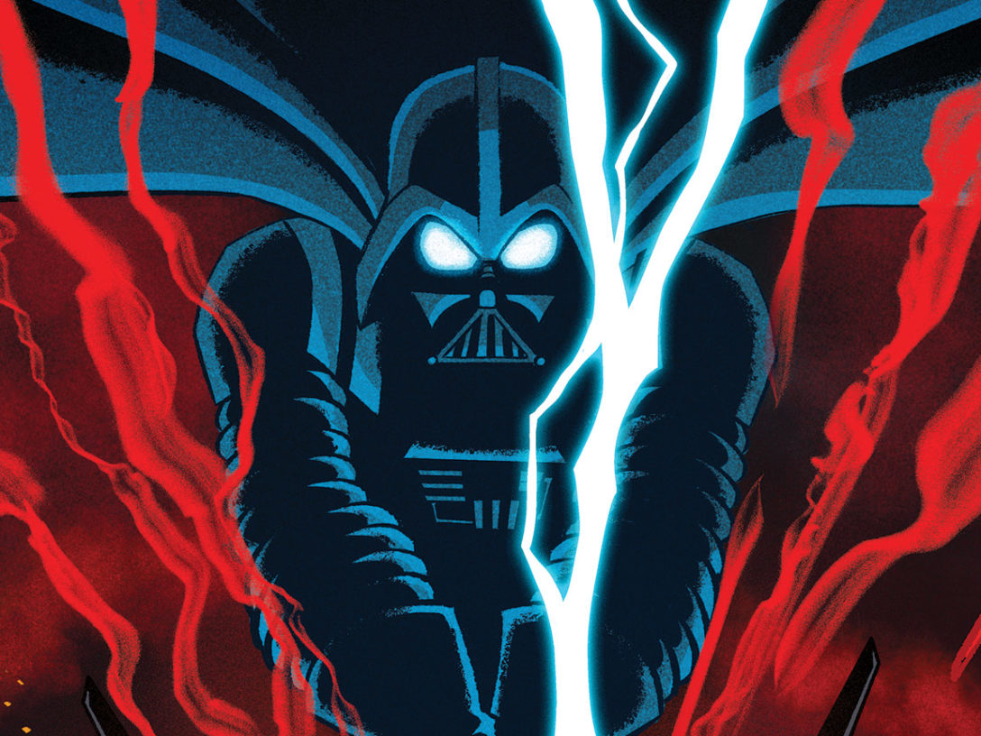 Star Wars Adventures: Ghosts of Vader's Castle cover