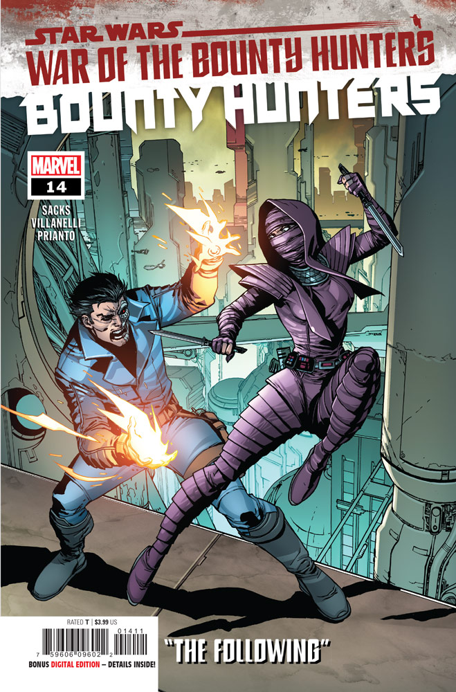 Star Wars: War of the Bounty Hunters #14 preview 1