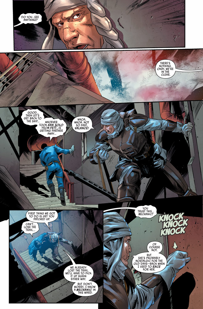 Star Wars: War of the Bounty Hunters #14 preview 3