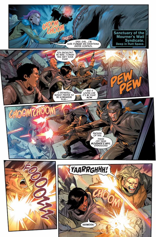 Star Wars: War of the Bounty Hunters #14 preview 5