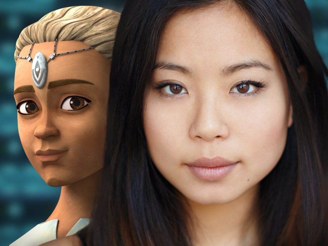 Michelle Ang and Omega