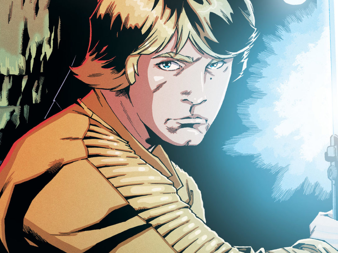 Star Wars Adventures: The Weapon of a Jedi #2 cover