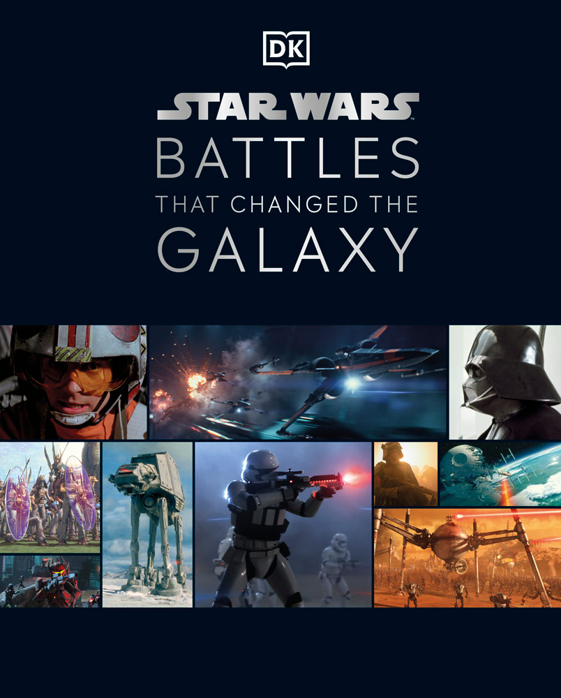 Star Wars: Battles that Changed the Galaxy cover