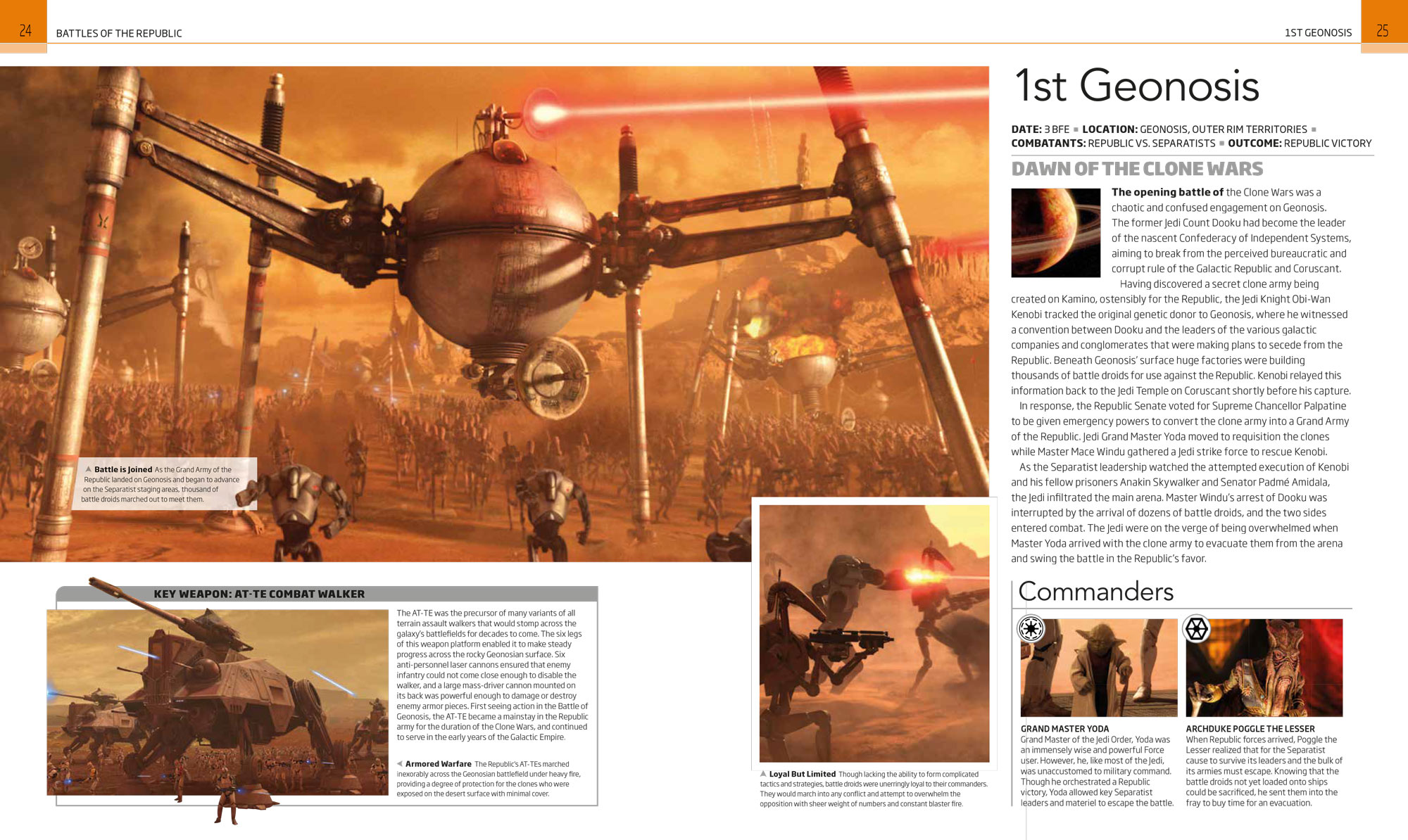 Star Wars: Battles that Changed the Galaxy preview 1