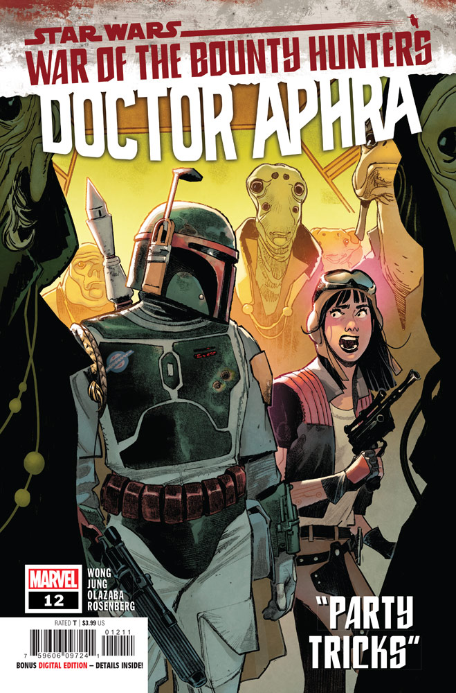 Star Wars: Doctor Aphra#12 preview 1