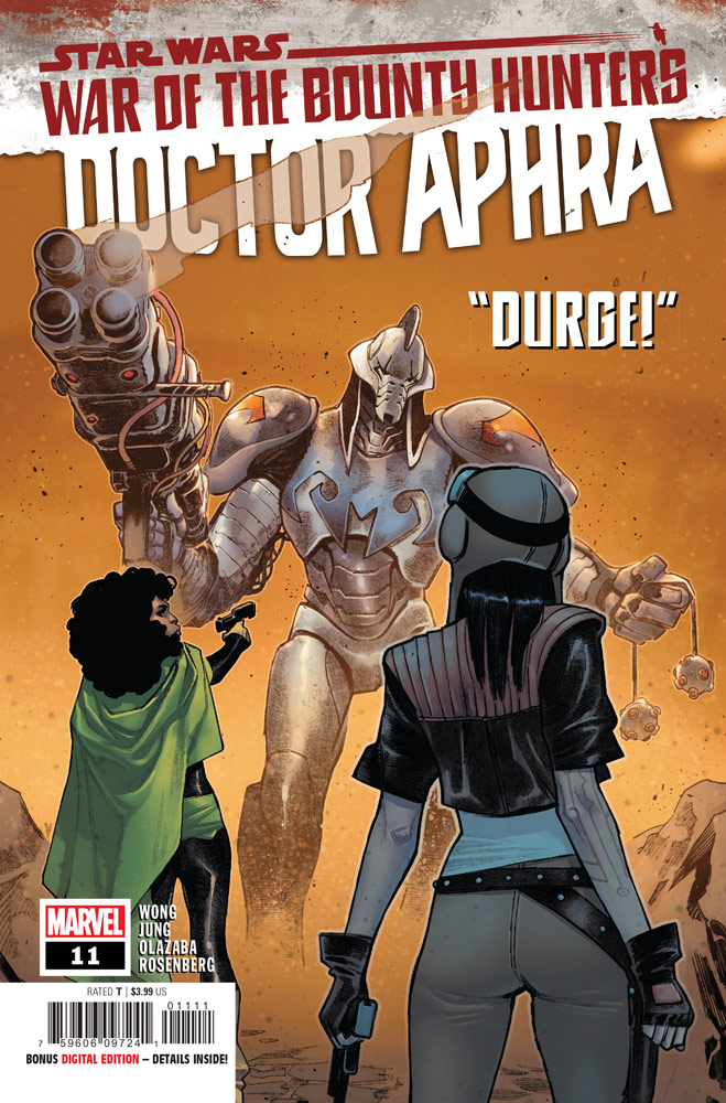 Star Wars: Doctor Aphra #11 preview 1