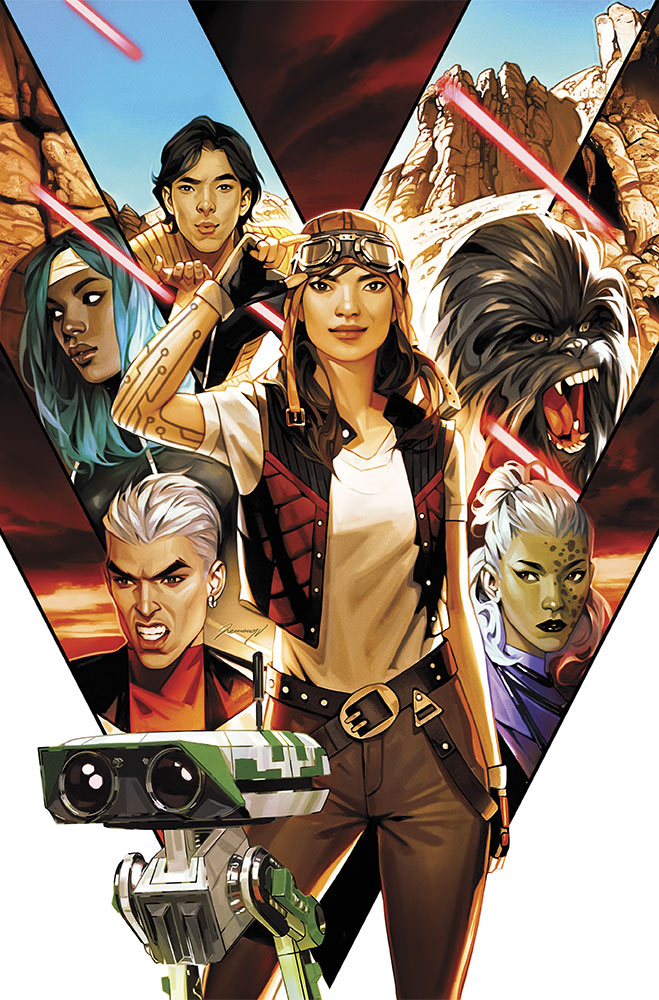 Doctor Aphra cover