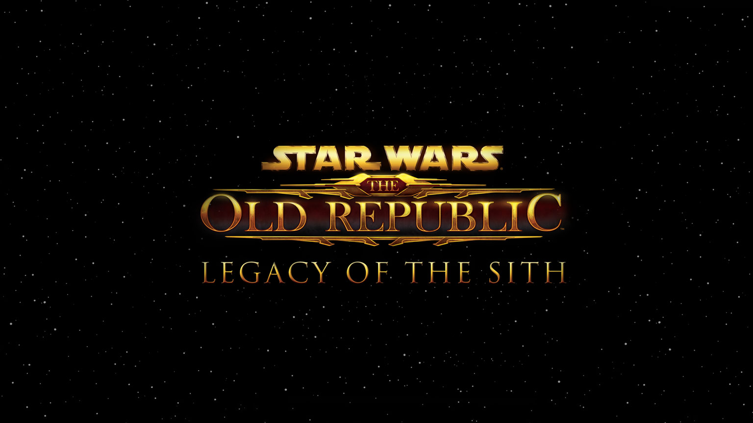 Star Wars: The Old Republic Legacy of The Sith logo
