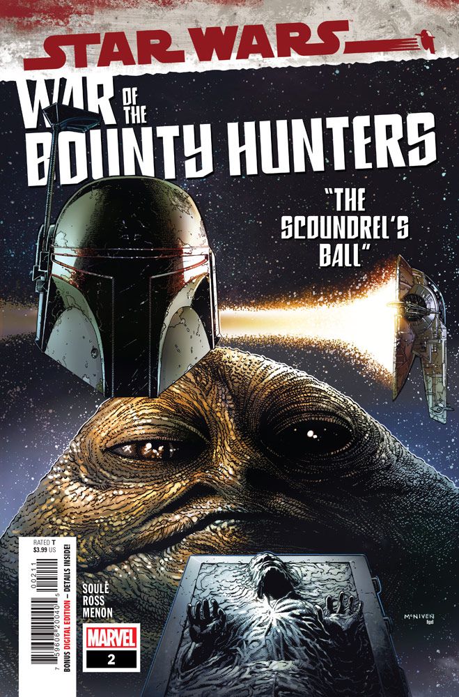 War of the Bounty Hunters#2 preview 1