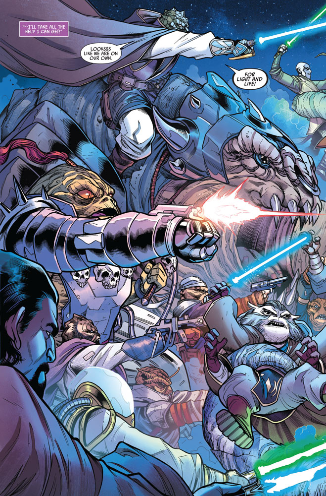 Star Wars: The High Republic#8 preview 3