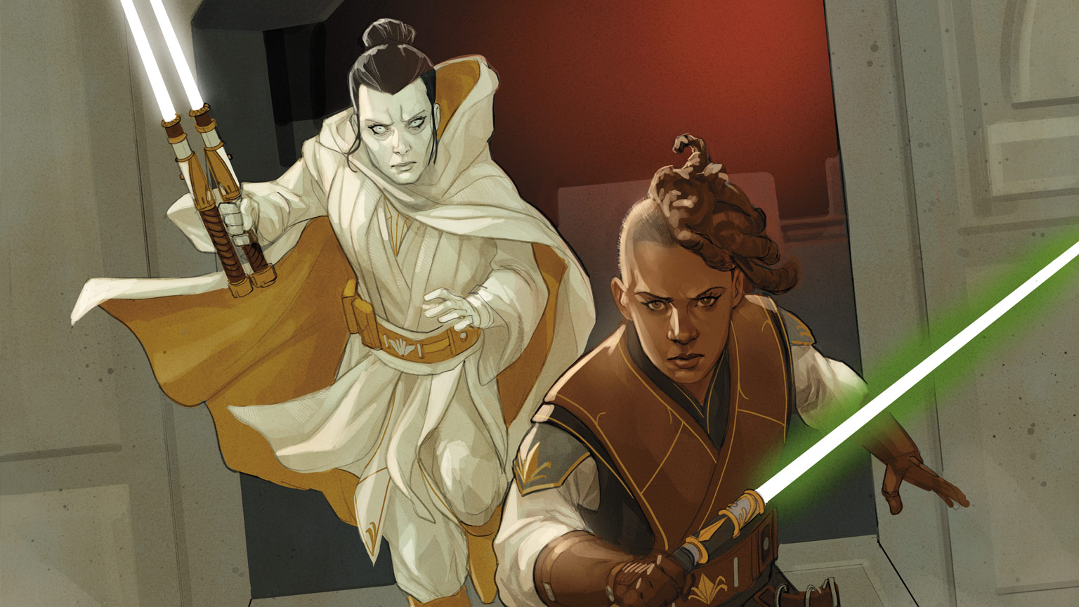Star Wars: The High Republic#8 cover