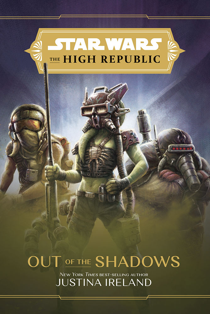 Out of the Shadows Walmart cover