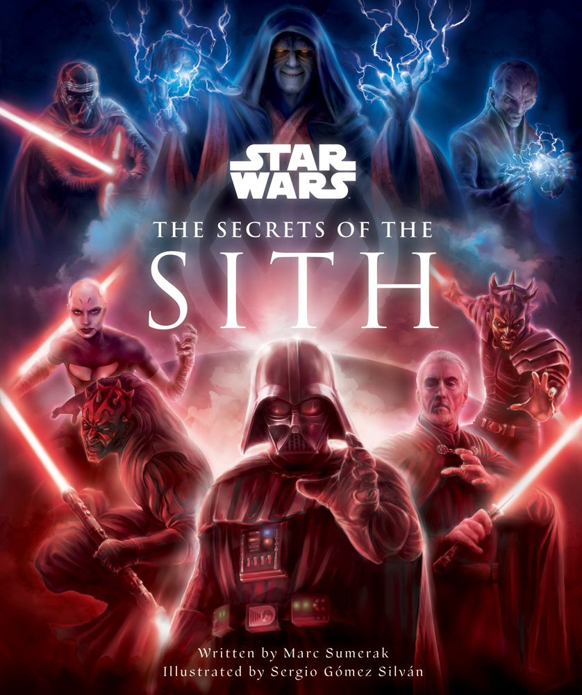 The Secrets of the Sith book cover