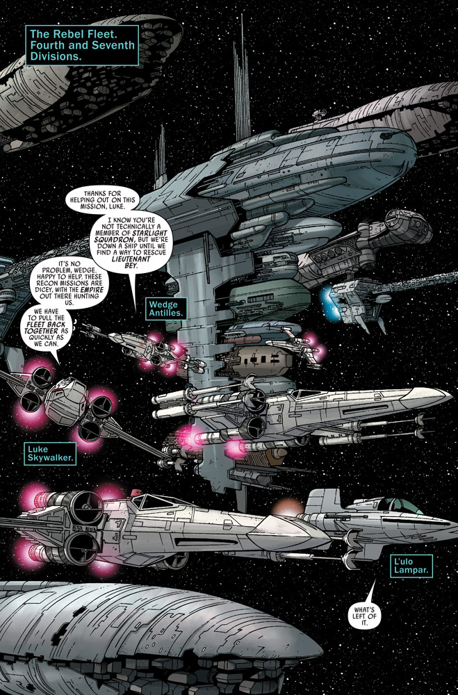 Star Wars#15 preview 2